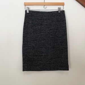Grace Elements size XS dark grey and black skirt